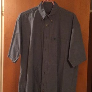 Timberland Short Sleeve Casual Shirt